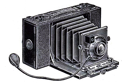 Ernemann: Bob III (horizontal) camera