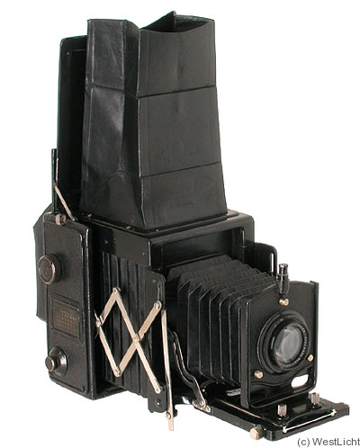Ernemann: Ernoflex Model II camera