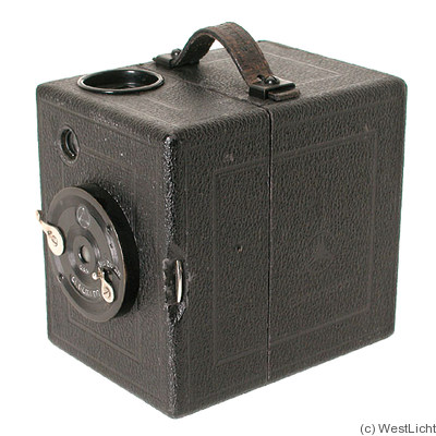 Ernemann: Film K (4.5x6) camera