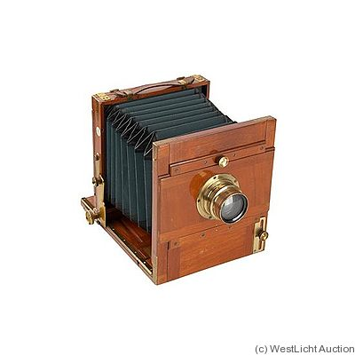 Ernemann: Globus A Model III camera