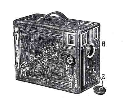 Ernemann: Nansen camera