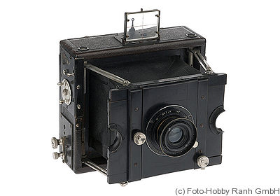 Ernemann: Velo-Klapp camera