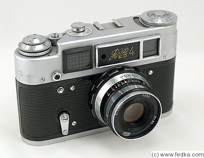 FED: FED 4 (Type b) (Revue 4) camera