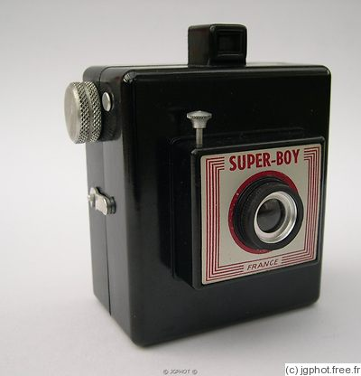 Fex - Indo: Super-boy camera