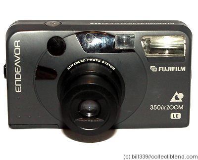Fuji Optical: Endeavor 350ix camera