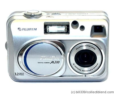 Fuji Optical: FinePix A210 Zoom camera