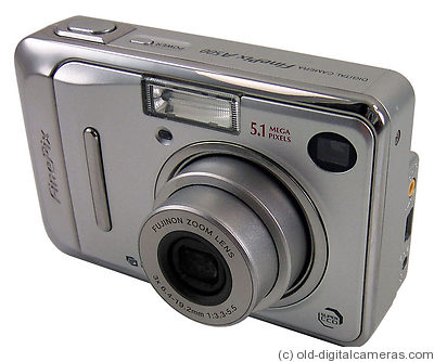 Fuji Optical: FinePix A500 Zoom camera
