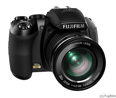 Fuji Optical: FinePix HS10 (FinePix HS11) camera