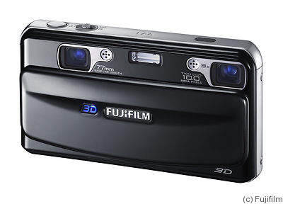 Fuji Optical: FinePix Real 3D W1 camera