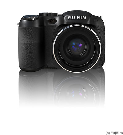 Fuji Optical: FinePix S2950 (FinePix S2990) camera