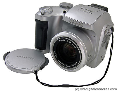 Fuji Optical: FinePix S304 camera