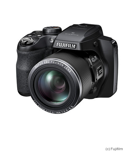 Fuji Optical: FinePix S8300 camera