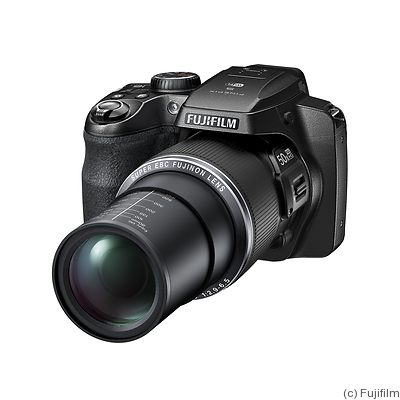 Fuji Optical: FinePix S9800 camera