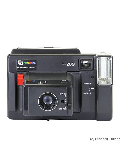 Fuji Optical: Fotorama F-20S camera