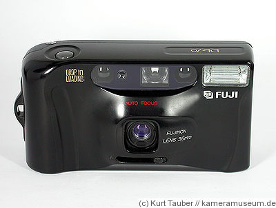 Fuji Optical: Fuji DL 70 camera