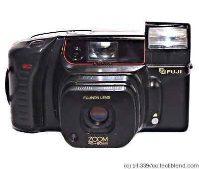 Fuji Optical: Fuji DL 800 Zoom camera