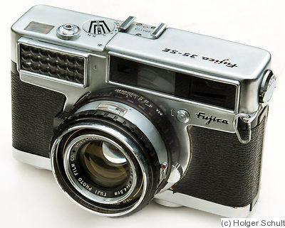 Fuji Optical: Fujica 35 SE camera