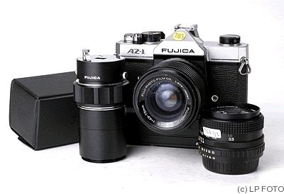 Fuji Optical: Fujica AZ 1 camera