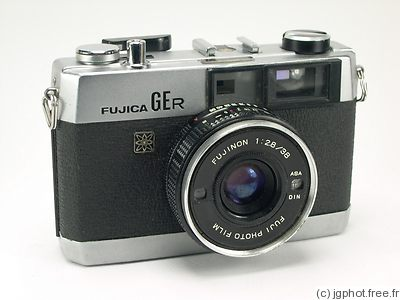 Fuji Optical: Fujica GEr camera