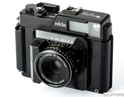 Fuji Optical: Fujica GS 645 W camera