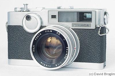 fuji optical fujica v2 price guide estimate a camera value