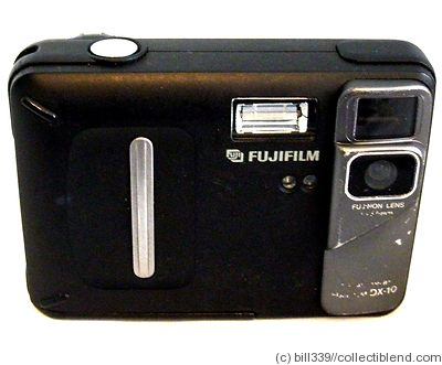 Fuji Optical: Fujifilm DX-10 camera