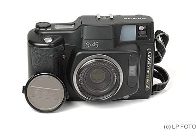 Fuji Optical: Fujifilm GA 645 camera