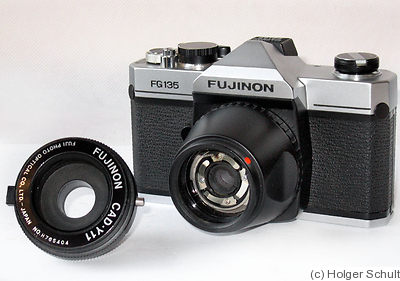 Fuji Optical: Fujinon FG-135 camera