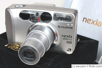 Fuji Optical: Nexia 4100 IX Z MRC camera