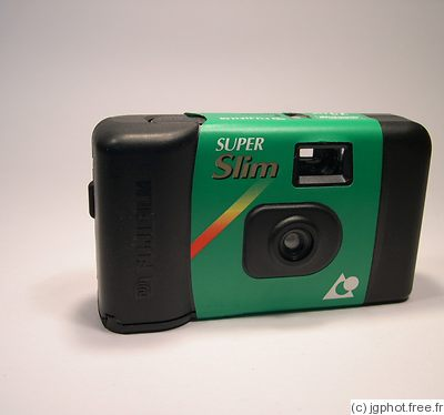 Fuji Optical: Super Slim camera