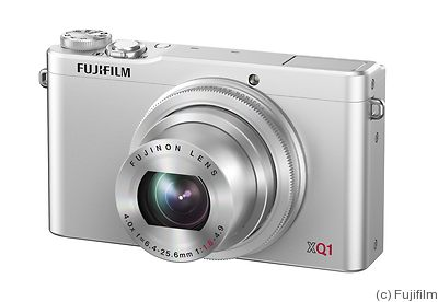 Fuji Optical: XQ1 camera