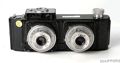 GOMZ: Smena Stereo (custom) camera