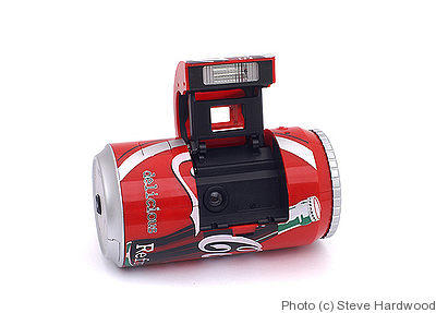 Ginfax: Coca Cola Can camera