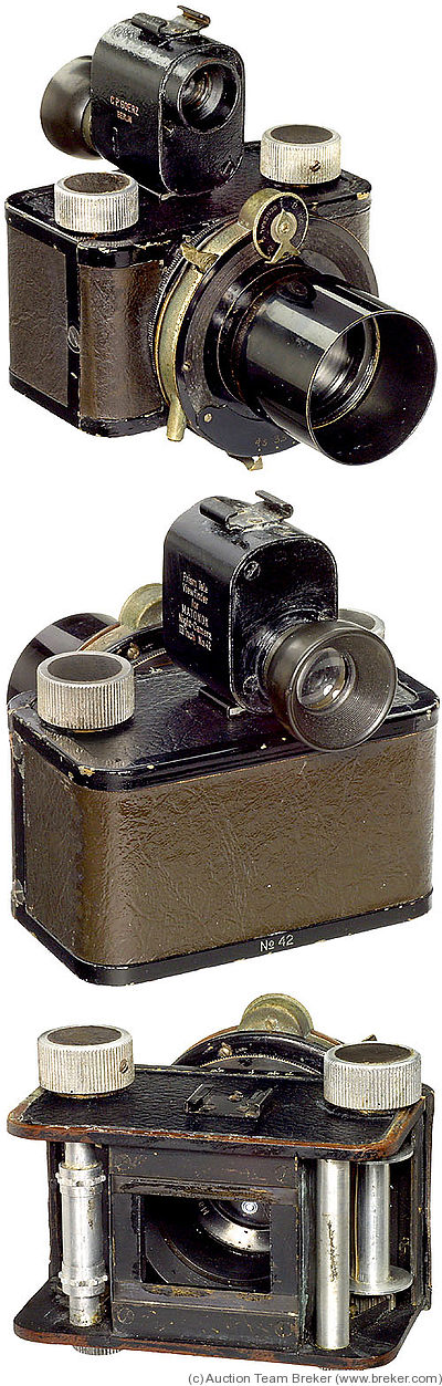 Goerz C.P.: Matonox (Night, prototype) camera