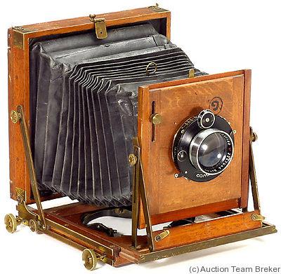 goldmann: reisekamera (13x18) (field camera) price guide