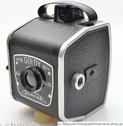 Goldstein: Goldy Meta Box camera