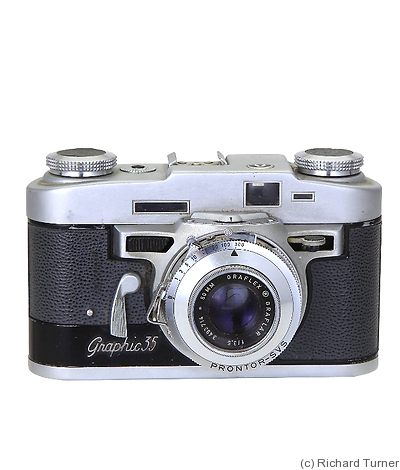 Graflex: Graphic 35 camera