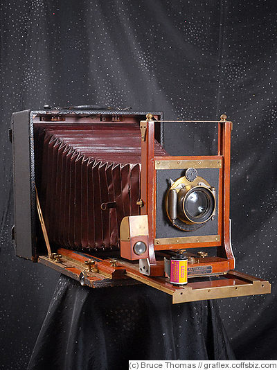 Graflex: Reversible Back Cycle Graphic camera