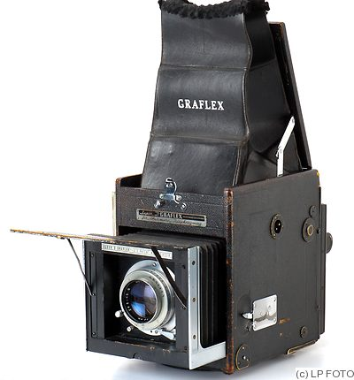 Graflex: Revolving Back (RB) Super Graflex Series D camera