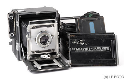Graflex: Speed Graphic camera