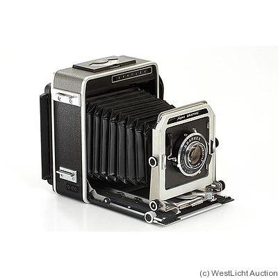 Graflex: Super Graphic Price Guide: estimate a camera value