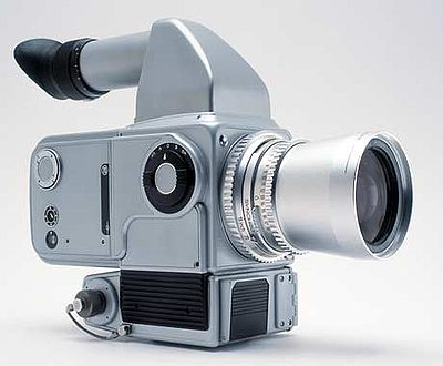 Hasselblad: 500 EL Electronic 'Lunar Surface' camera