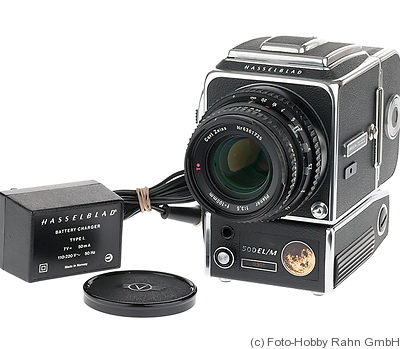 Hasselblad: 500 EL/M '10 Years on the Moon' camera