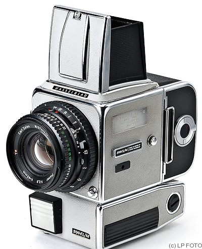 Hasselblad: 500 EL/M '20 Years in Space' camera