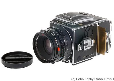 Hasselblad: 503 CW 'Millennium' Price Guide: estimate a