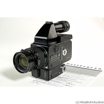 Hasselblad: 553 ELS Space camera