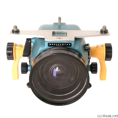 Hasselblad: Super Wide C Underwater (SWC) camera