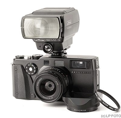 Hasselblad: Xpan Hasselblad camera