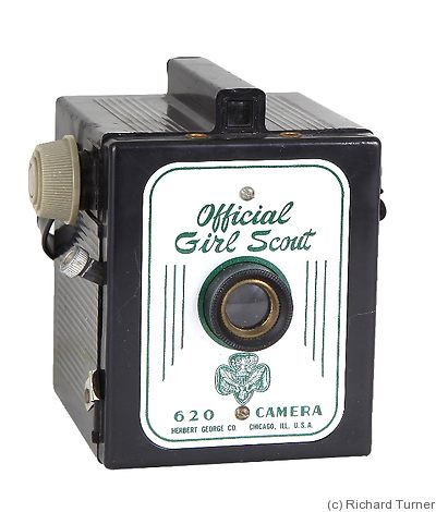 Herbert George: Official Girl Scout (Savoy Mark II) camera