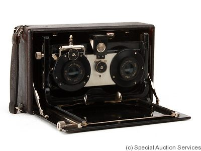 Houghton: Ensign Cameo Stereo camera